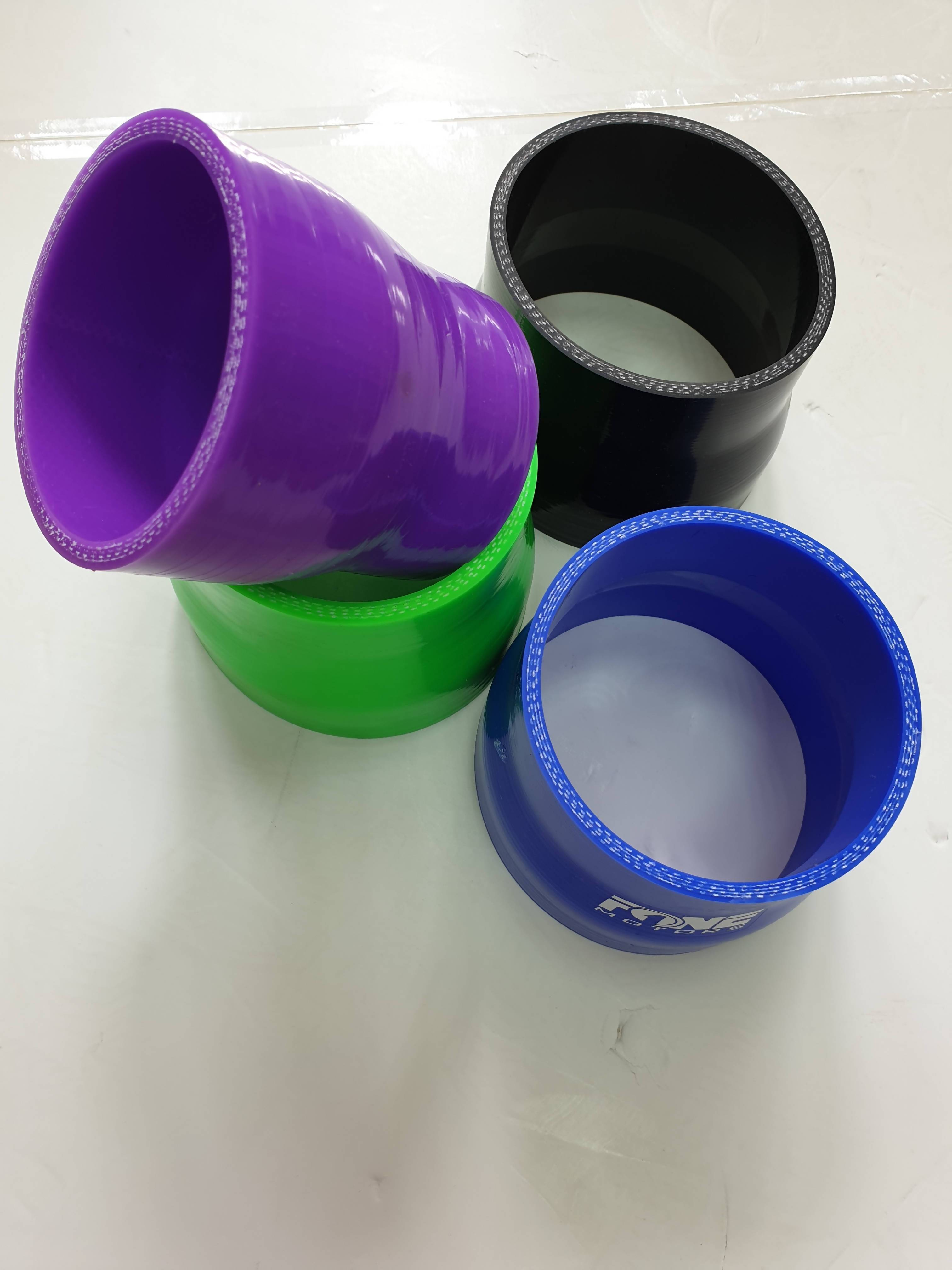 SILICONE PIPES AND RUBBERS