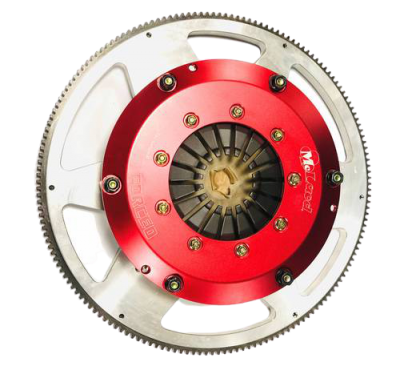 Chevy LS Series McLeod 2 Plate Clutch Kit