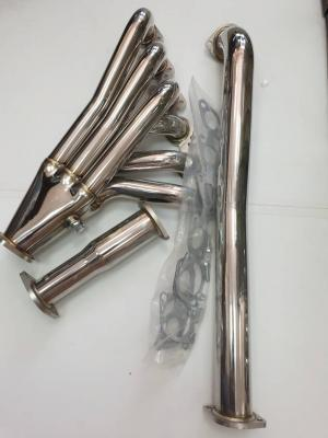 F1 NISSAN TB4.8 6 IN 1 HEADERS SS WITH DOWNPIPE