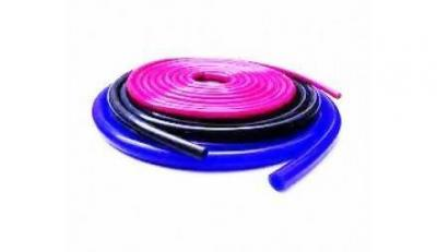 VACUUM SILICONE PIPE AN6(DIFFERENT COLOURS)PER METER