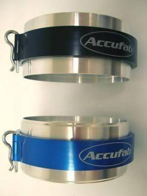 """ACCUFAB 4"""" CLAMPS(DIFFERENT COLOURS)"""