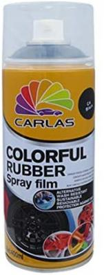 CARLAS REMOVABLE RUBBER SPRAYS (DIFFERENT COLOURS)